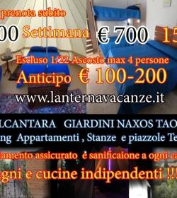Gole Alcantara Mini Glamping Lanternavacanze